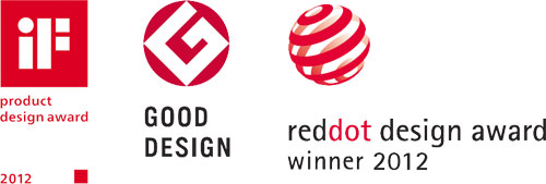 Klima Fuji Electric - Reddot design Award