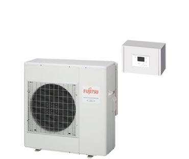 Kompaktna serija toplotnih črpalk