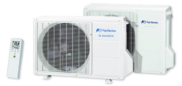 Vgradna klimatska naprava - kompresor in daljinski upravljalec