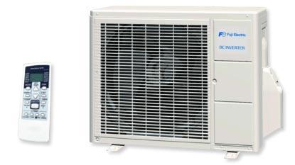 FUJI RSG LLCC stenska klimatska naprava - kompresor