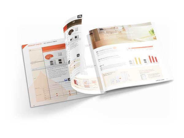 Fuji Electric in Fujitsu katalogi